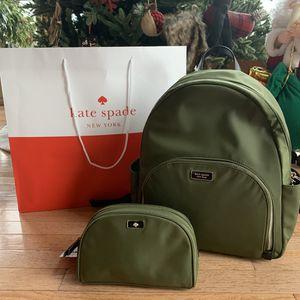 Kate Spade Backpack Set for Sale in River Hills, WI