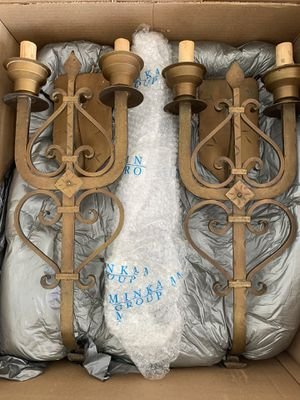 4 Sconces for Sale in Los Angeles, CA