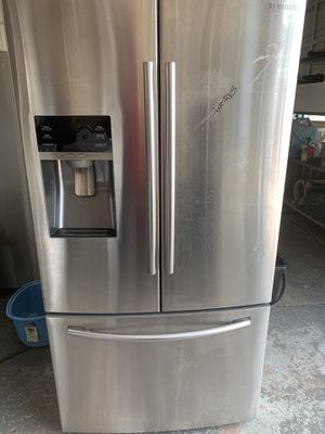 Stainless steel refrigerator Samsung for Sale in Charlottesville, VA