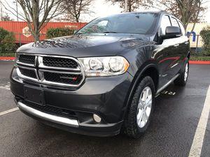 2013 Dodge Durango ( 73k miles ) for Sale in Kent, WA