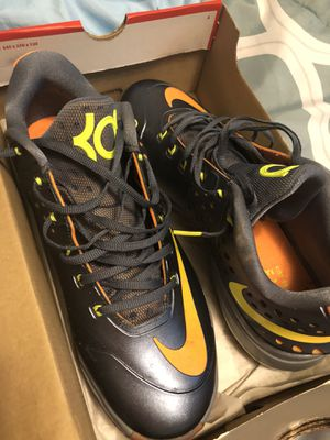 KD Nike shoes size 11.5 for Sale in Pittsburgh, PA