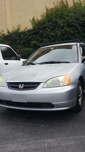 Honda Civic LX 2002 for Sale in Miami, FL