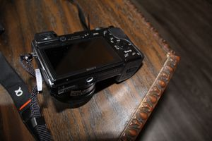 Sony a6000 for sale for Sale in Cary, NC