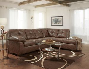 FREE DELIVERY- Brand New Brown Sectioanal Sofa for Sale in Austin, TX