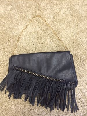 Just fab clutch with chain strap for Sale in Nashville, TN