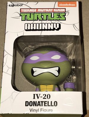BHUNNY TMNT DONATELLO IV-20 Vinyl Fifure for Sale in Spokane, WA