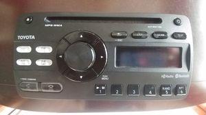 2014 Toyota Yaris CD Player Radio T1816 (PT546-52121) OEM for Sale in North Miami Beach, FL