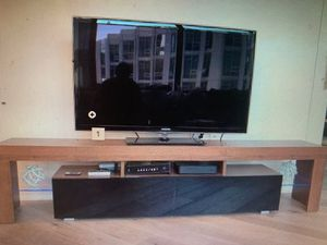 TV stand console for Sale in San Francisco, CA