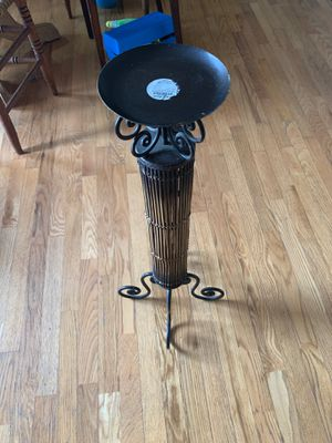 Pier One Candle Stand or Planter Stand for Sale in Mason, OH
