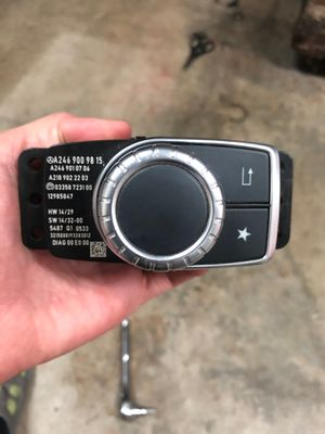 Mercedes navigation control knob for Sale in Tacoma, WA