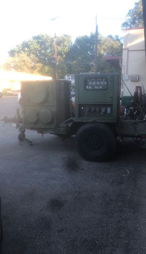 Army Generator for Sale in Washington, DC