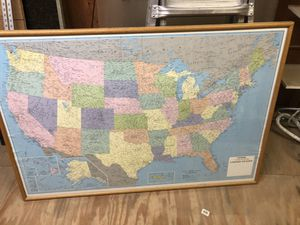 USA map for Sale in Las Vegas, NV