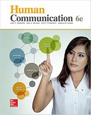 Human Communication 6th Edition ebook PDF for Sale in Los Angeles, CA