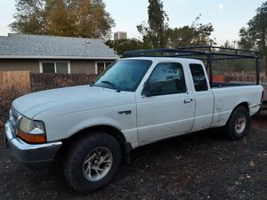 2000 Ford Ranger Access Cab Pick up Truck for Sale in Shasta Lake, CA