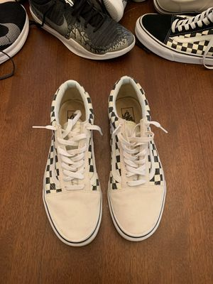 Vans old school checkered for Sale in Gastonia, NC