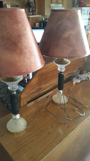 Lamps for Sale in Madera, CA