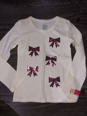 Girls 6x long sleeve NEW for Sale in Channahon, IL