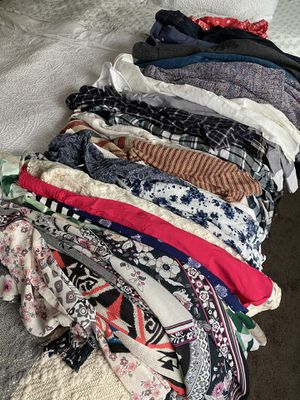 Bundle of 24 xsmall/xsmall women's clothing for Sale in Tacoma, WA
