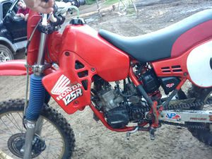 1984 Cr 125. Runs! Fast! Fun! for Sale in Northbridge, MA