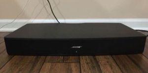 Bose Solo tv speaker, soundbar, bluetooth - READ for Sale in Inverness, IL