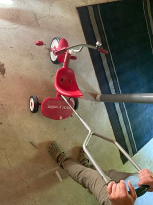 Radio flyer push bike for Sale in North Reading, MA