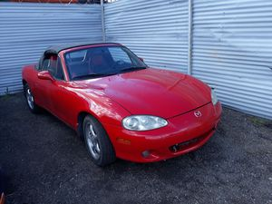 2002 Mazda Miata for parts only for Sale in El Cajon, CA
