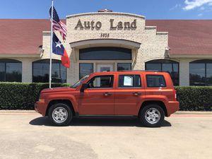 2009 Jeep Patriot for Sale in Haltom City, TX