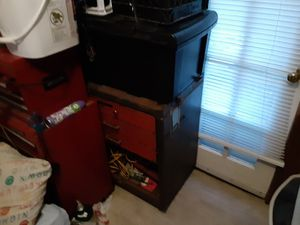 3 drawer tool box full of tools for Sale in Linden, PA