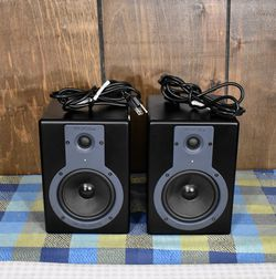 M-Audio Studiophile BX5a 70-Watt Bi-Amplified Active Studio Monitors (Pair) for Sale in Bethel Park,  PA