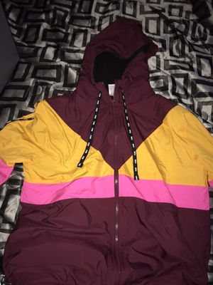 Brand new Victoria's Secret PINK jacket size xs/s for Sale in Sacramento, CA