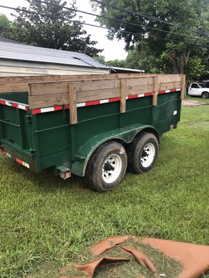 Dump trailer for Sale in Houston, TX