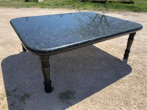 Marble coffee table for Sale in Baird, TX