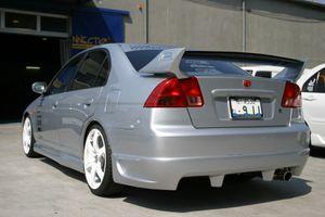 Honda civic jdm-2 rear bumper add on body kit liquidation sale for Sale in Baldwin Park, CA