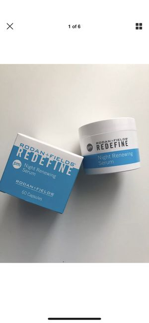 Rodan and Fields night renewing serum for Sale in Fremont, CA