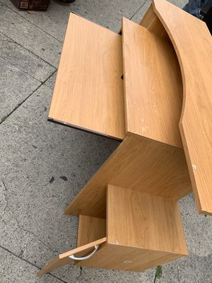 Wooden desk for Sale in Philadelphia, PA
