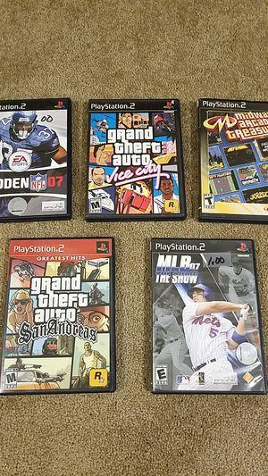 PS2 games for Sale in Cranston, RI