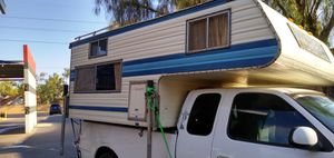 six pack Cab over camper trailer 6ft/8ft truck bed 1645lbs for Sale in Mesa, AZ