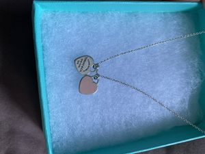 Tiffany & co heart necklace for Sale in Costa Mesa, CA