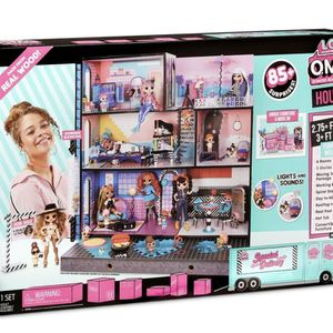 New LOL Surprise - OMG HOUSE Doll 85+ Surprises for Sale in Saint Paul, MN