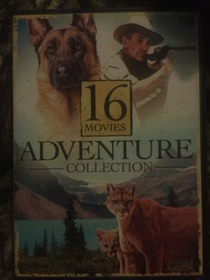 16 adventure movie collection for Sale in Oliver Springs, TN