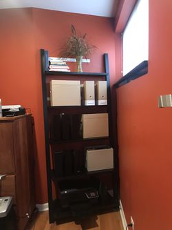 Crate and Barrel Ladder shelf for Sale in Chicago,  IL