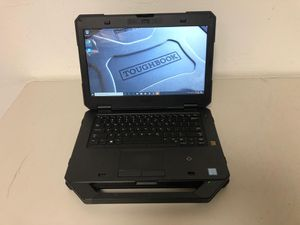 "Dell LATITUDE 14 RUGGED 5414 14"" HD i5-6th gen @2.50GHz 512GB SSD for Sale in Santa Ana, CA"