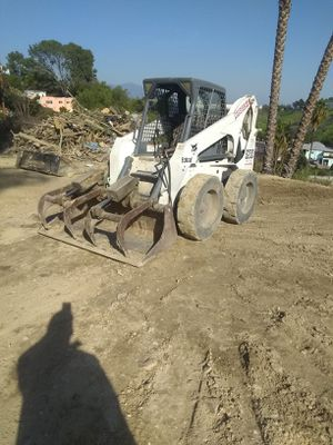 Bobcat and excavator for Sale in City of Industry, CA
