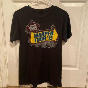 Vans Warped Tour T-shirt for Sale in New Orleans, LA