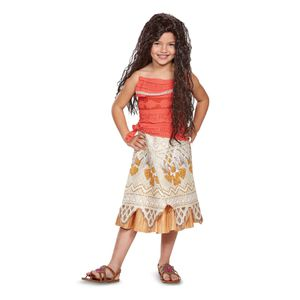 Disney's Princess Moana Classic Costume Kids Size Med 9/10 for Sale in Littleton, CO