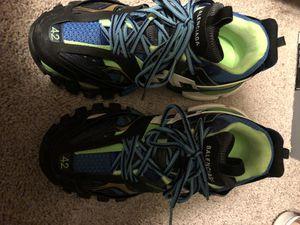 Balenciaga track runners size 42 for Sale in Washington, DC
