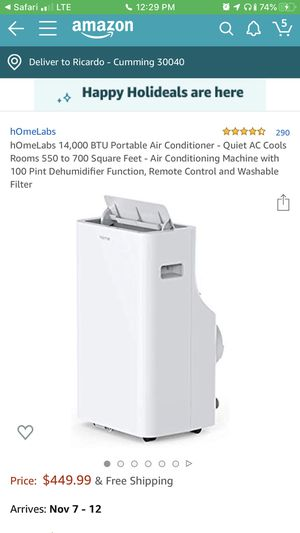 Homelabs 14,000 BTU Unit for Sale in Cumming, GA