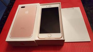 Apple iPhone 7 Plus unlocked 32GB for Sale in Queens, NY