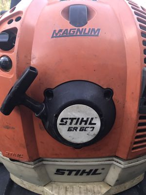 Stihl Br 600 for Sale in North Olmsted, OH