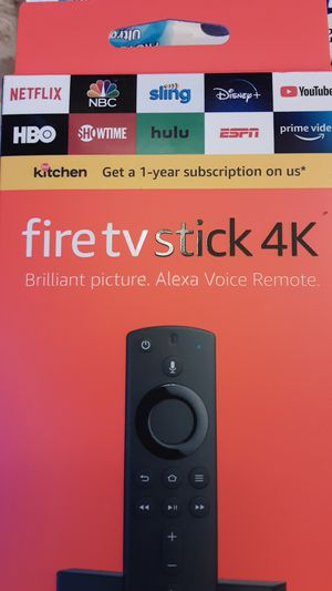 Fire tv stick 4k brand new in a box for Sale in Norwalk, CT
